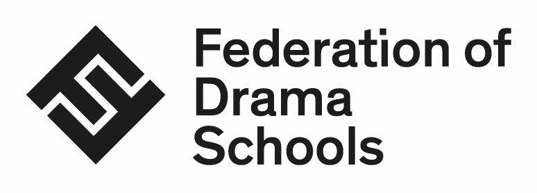 Federation of Drama Schools logo