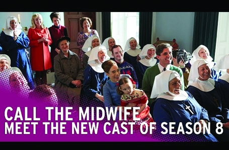 Bessie Coates to join BBC Series Call The Midwife