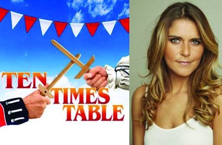 Gemma Oaten to tour in Kenwright's Ten Times Table