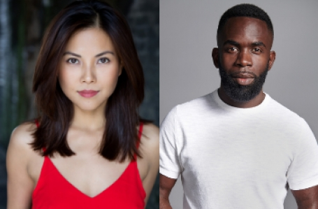 Crystal Yu and Jimmy Akingbola join DSL Students for Passionate Industry Talk