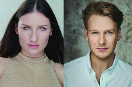 Molly Vincent and Lewis Jenkins to represent DSL at Sam Wanamaker Festival 2020