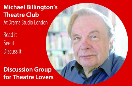 Guardian Critic Michael Billington's Theatre Club at DSL