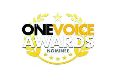 7 nominations for The One Voice Awards
