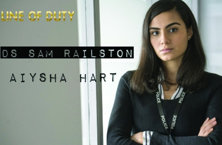 Aiysha Hart joins the cast of Line Of Duty