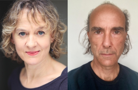 RSC Actors Niamh Cusack and Finbar Lynch Deliver Shakespeare Masterclass